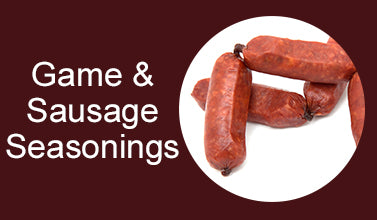 Game & Sausage Seasonings
