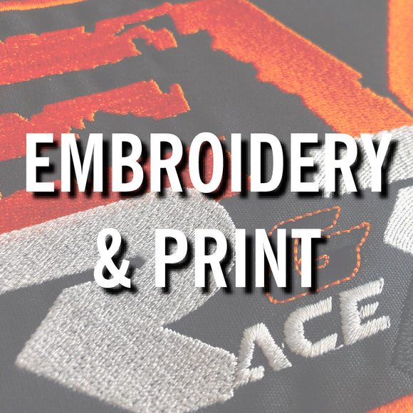 Embroidery & Print