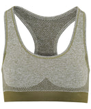 TriDri® seamless '3D fit' multi-sport sculpt bra
