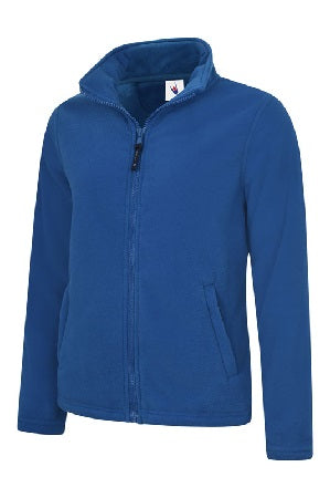 Ladies Full Zip Classic fleece - UC608