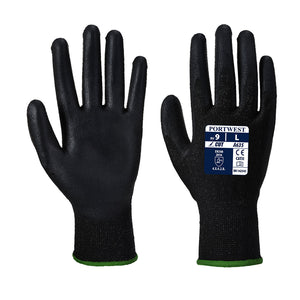 Eco Cut 3 Level Glove Black - A635