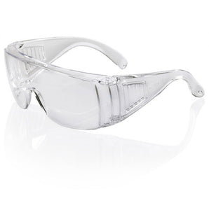 Visitor Safety Spectacles Clear EN166 - PW30