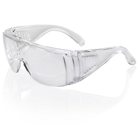 PW30 Visitor Safety Spectacles EN166 Clear