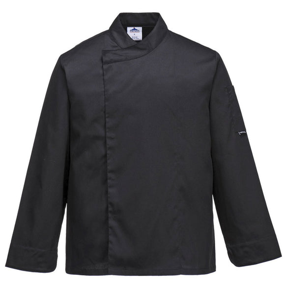 Cross-Over Chefs Jacket - C730