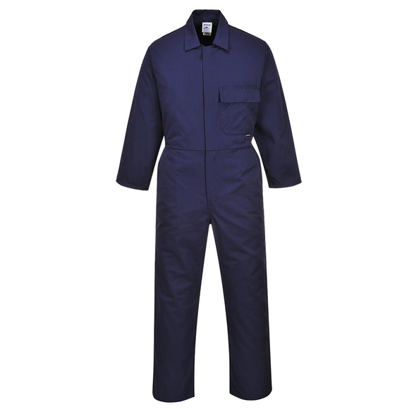 C802 - Standard Coverall Navy Tall