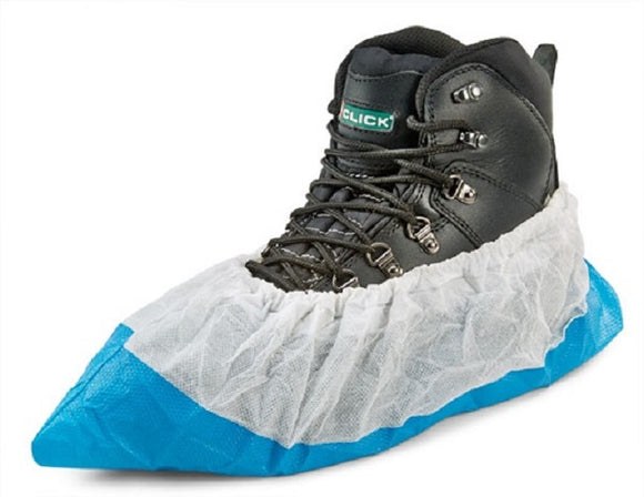 Disposable Over Shoe Covers Pk 50 Covers (25 pairs)