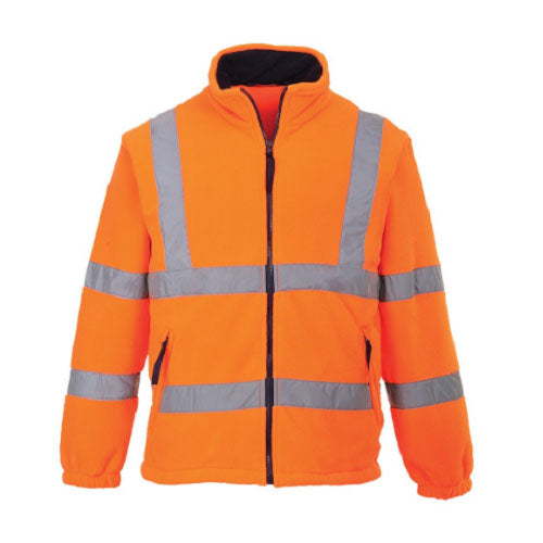 High Visibility Mesh Lined Fleece - F300