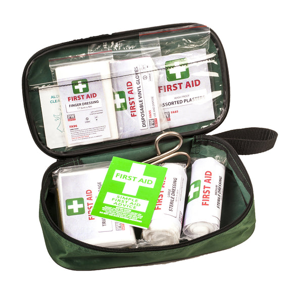 Vehicle First Aid Kit - FA21