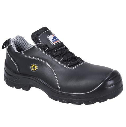 COMPOSITELITE ESD LEATHER SAFETY SHOE S1 FC02