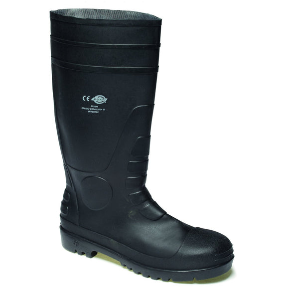 Dickies Safety Wellington Boot - FW13105