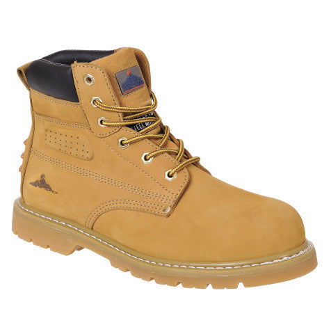 STEELITE WELTED PLUS SAFETY BOOT SBP HRO
