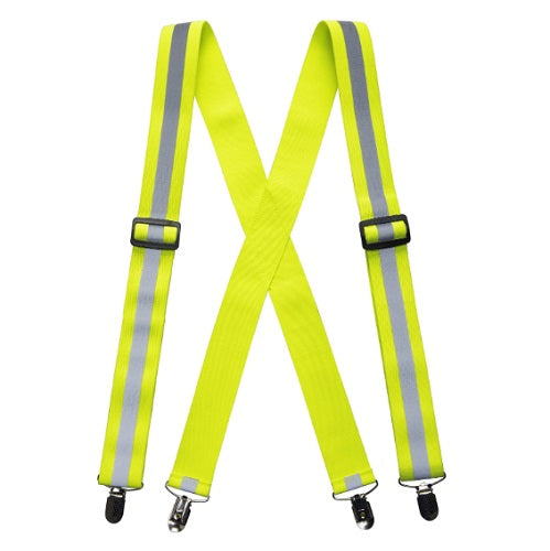 HI-VIS TROUSER BRACES - HV56