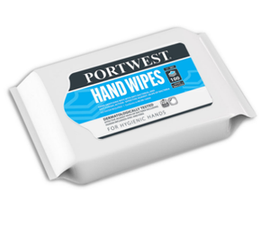 Anti Bacterial Hand Wipes (100 Wipes per pack)  12 PACKS