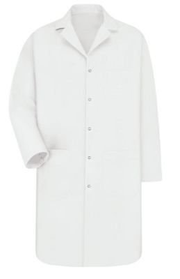 Red Kap Industrial Lab Coat - KP18