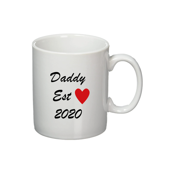 New Daddy / Mummy Mug