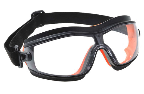 Slim Safety Goggle Clear   PW26