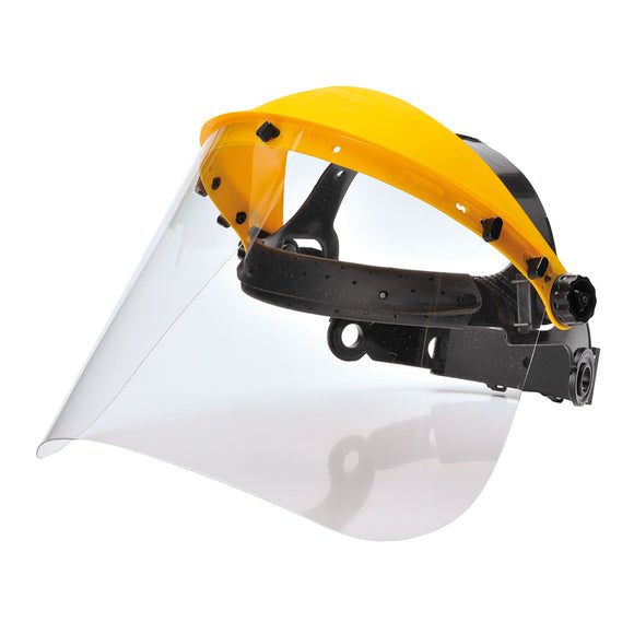 Brow guard with Clear Visor - PW91