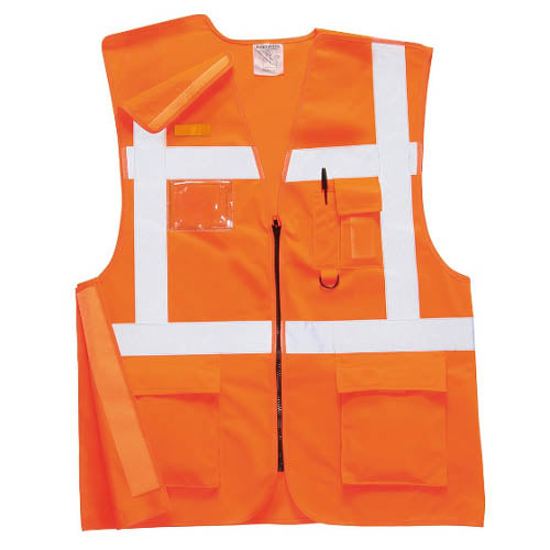 Executive Rail Vest Ris - RT26