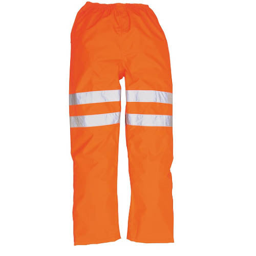 HI-VIS TRAFFIC TROUSERS, RIS - RT31