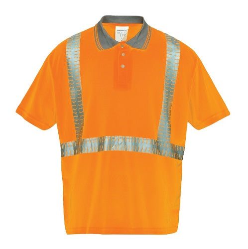 Superior Hi-Vis Polo Shirt - S377