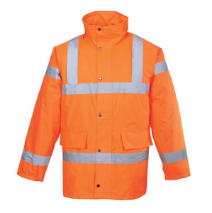 S460  Hi Vis Traffic Jacket