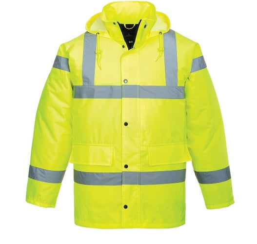Hi Vis Traffic Jacket - S460