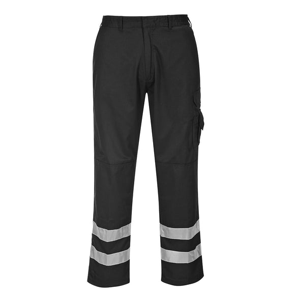 S917 - Iona Safety Combat Trousers Black Regular