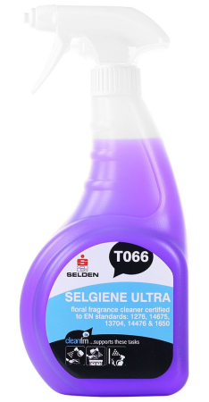 Selgiene Ultra - Viral & Disinfectant Spray 750ml