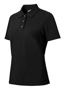 Dickies Womens Black Polo Shirt - SH21601