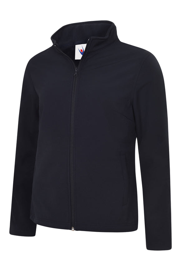 Ladies Classic Full Zip Soft Shell Jacket - UC613