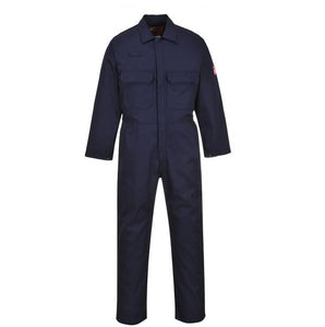 BIZ1 - BIZWELD  FLAME  RESISTANT  COVERALL