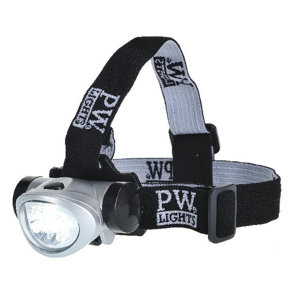 L.E.D. HEAD LIGHT     PA50