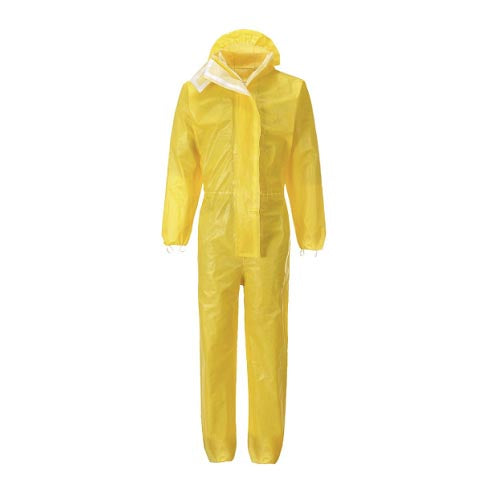 ST70 - Microprous 3/4/5/6 Type Coverall, Low Lint