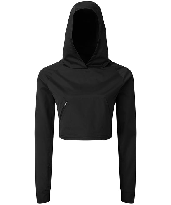 Women's TriDri® cropped jacket