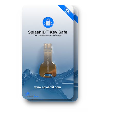 SplashID Key Safe 2 Pack