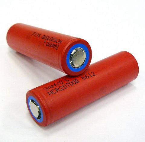 Sanyo 20700B 4000mah battery