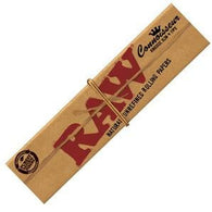 Raw Rolling Papers Connoisseur King Size Slim With Tips
