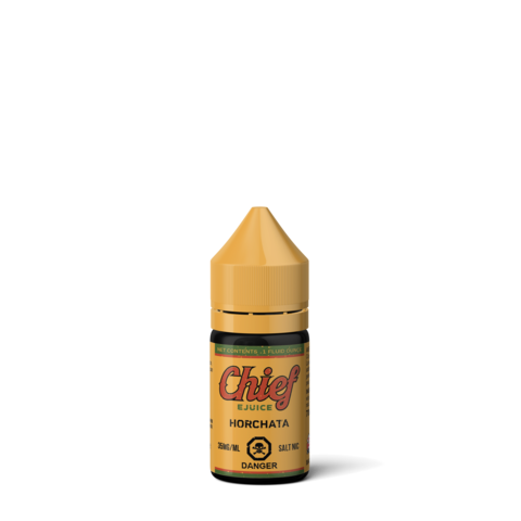 Chief E-Juice Salts - Horchata