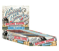 "Cheech & Chong 1 1/4"" Unbleached Rolling Papers"