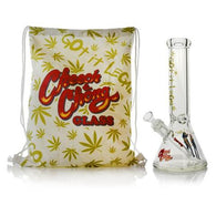 Limited Edition Cheech & Chong - Glass Commemorative Water Pipe