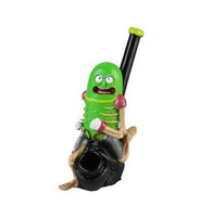 Pickle Richard Hand Pipe - 5""