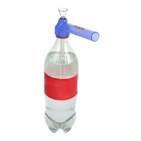Puff Classic Bottle Water Pipe Adapter