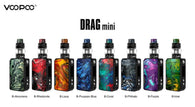 Voopoo - Drag Mini 117W & Uforce T2 Starter Kit