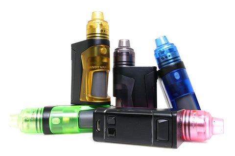 Simple Ex squonk kit for salt nic from Vandy Vape – Electric