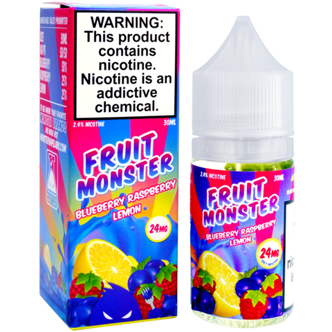 Fruit Monster Blue Raspberry Lemonade