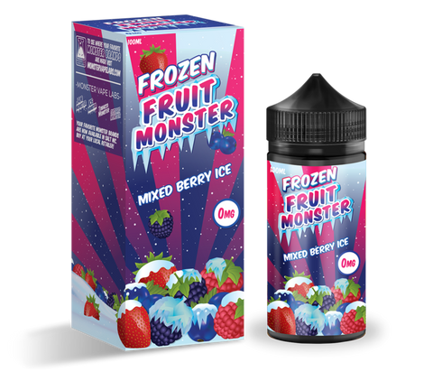 Fruit Monster Mix Berry Ice
