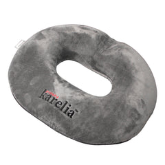 Memory Foam Donut Seat Cushion for Back Pain and Hemorrhoid Treatment