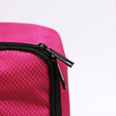 Travel Packing Cube Mesh & Covered Bags - PACK of 4 (Hot Pink)