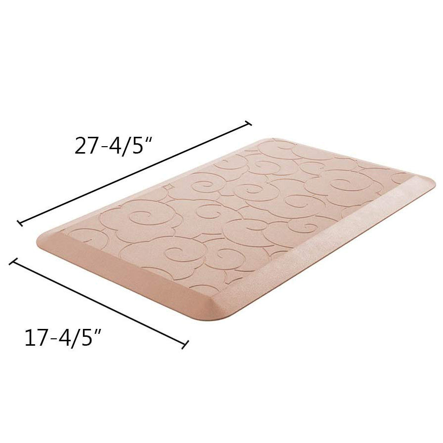 Anti-Fatigue Non-Slip Comfort Mat for Kitchen Laundry Bathroom Mud Room