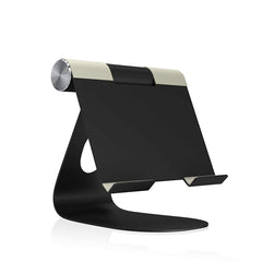 TechMatte Aluminum Adjustable Stand for Nintendo Switch - Silver or Black